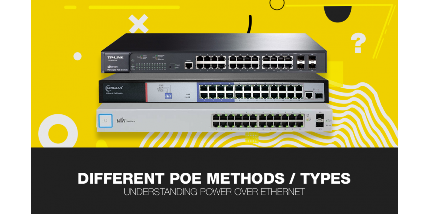Did you know there are different PoE types?