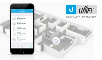 UniFi Mobile App & New Features