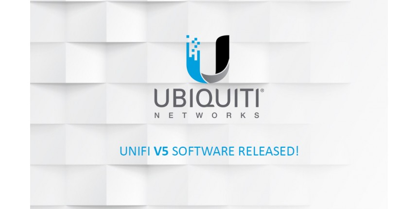Introducing UniFi v5 Software