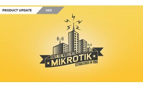 MikroTik Product Update - hEX (RB750Gr3)
