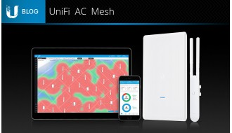 Moving Beyond the Conventional Wireless Network with UniFi Mesh