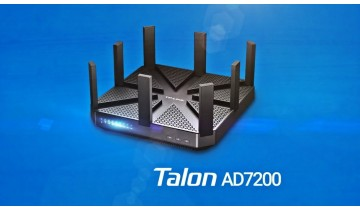 TP-LINK Unveils World's First 802.11ad Router