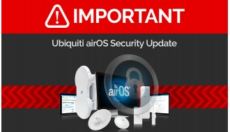 Ubiquiti airOS Vulnerability Issue Update