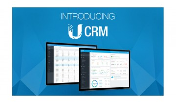 Ubiquiti's new & free UCRM Platform