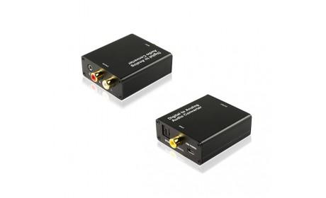 Audio Convertors