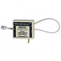 ClearLine Minitel RJ11 Line Protector