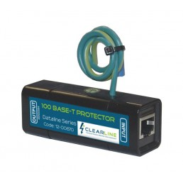 ClearLine 10/100Mbps Inline Surge Protector