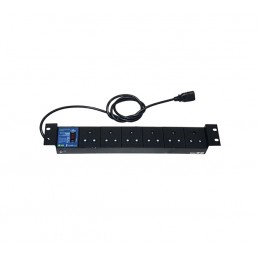 "Clearline ""Rackpower 2000"" Surge Protector"