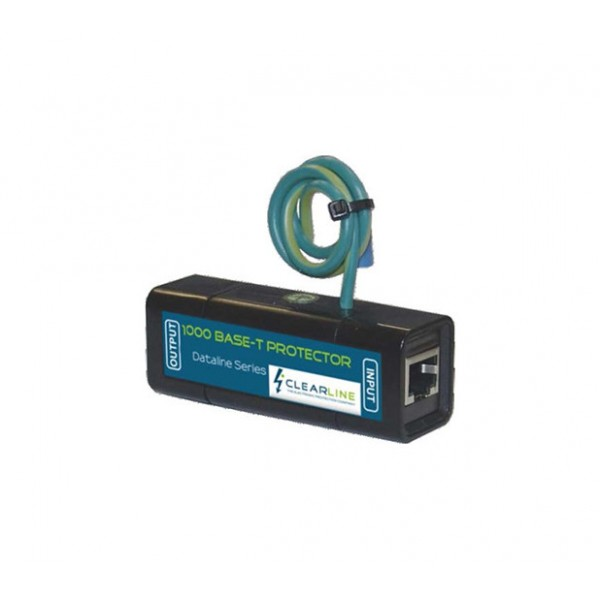 ClearLine Gigabit Inline Surge Protector (with PoE Pass-through)