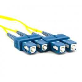 3m Fiber SC-SC Full Duplex Flylead (Single-Mode)