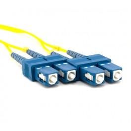3m Fiber SC-SC Full Duplex Flylead (Single-Mode)