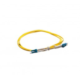 1m Fiber LC-LC Duplex Flylead (Single-Mode)