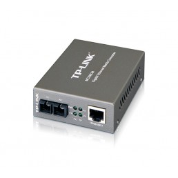 TP-LINK MC210CS Gigabit Single-Mode Media Converter