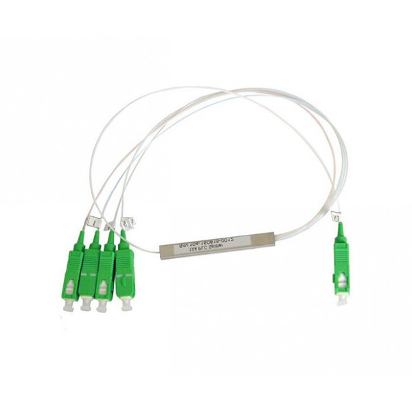 UltraLAN 1x4 SC/APC 900μm PLC Splitter