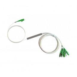 UltraLAN 1x8 LC/APC 900μm PLC Splitter