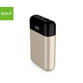 GOLF G51 High-Capacity 10000mAh Power Bank