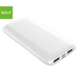 GOLF G53 Slim Alloy 10000mAh Power Bank