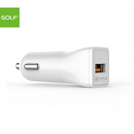 GOLF 3A USB Smart Car Charger