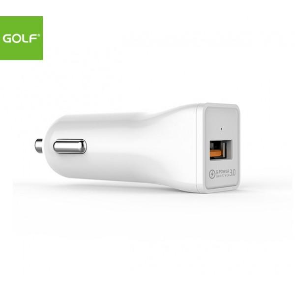 GOLF 3A USB Smart Car Charger