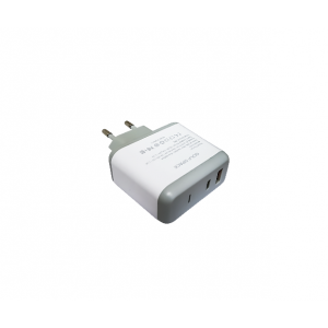 GOLF Wall Charger - USB &Type-C Output 18W
