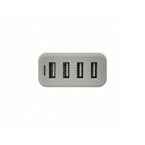 GOLF Wall Charger - USB 4.8A Quad Output