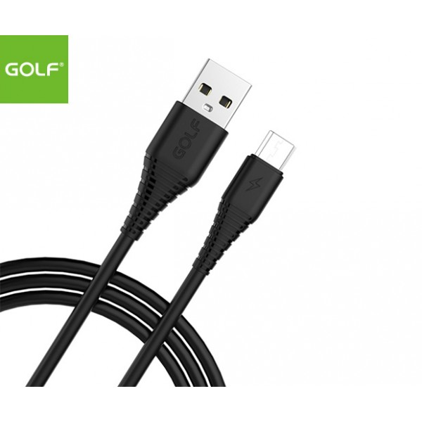 GOLF 1meter 3A Fast Charge MicroUSB Cable
