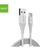 GOLF 1meter 3A Fast Charge Type-C USB Cable