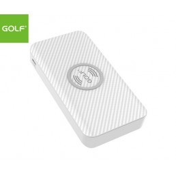 GOLF W4 Wireless Charger & Power Bank (10000mAh)