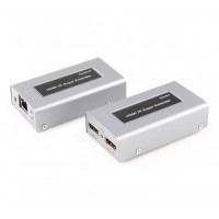 HDMI Extender (60m) with Local Display and IR