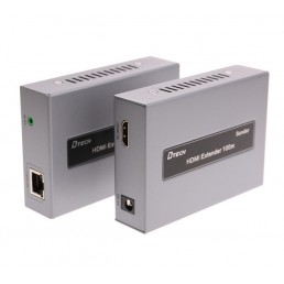 HDMI Extender Kit (100m) with IR