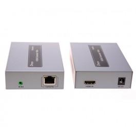 HDMI Extender Kit (100m) with IR