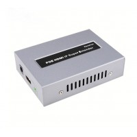 HDMI 120m Receiver with IR and PoE