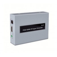 HDMI 120m Sender with IR and PoE