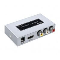 HDMI To AV HD Converter (Metal Casing)