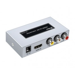 HDMI To AV HD Converter (Metal Casing)