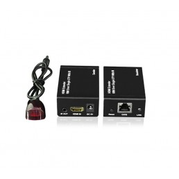 HDMI Extender over CAT6 with InfraRed (60m - 1080p)