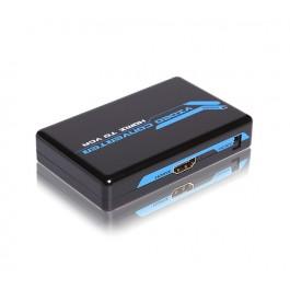 HDMI to VGA & Stereo Converter