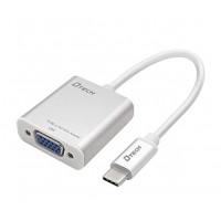 USB Type-C to VGA Adapter(1080p)