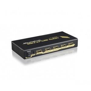 HDMI 4-way Splitter (HD/4K)