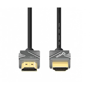 0.5m HDMI V2 Male-to-Male Cable (Slim)