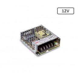 12V 4.2A (50W) Switching PSU - New LRS Range