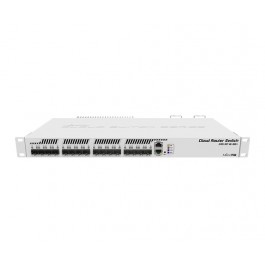 MikroTik Cloud Router Switch 317-1G-16S+RM