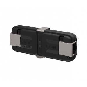MikroTik GPeR (Gigabit Passive Ethernet Repeater)
