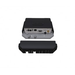 MikroTik LtAP LTE kit - 2.4GHz access point with GPS support