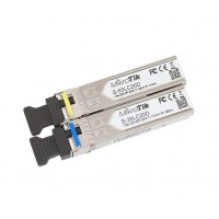 MikroTik S-3553LC20D (SFP single mode Kit)