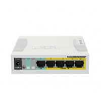 MikroTik RB260GSP 5x Gigabit PoE out Ethernet Smart Switch