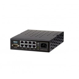 Netonix 8port PoE switch (WS-8-150-AC)