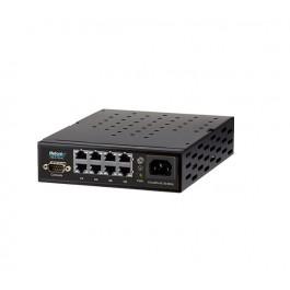 Netonix 8port PoE switch (WS-8-150-AC)