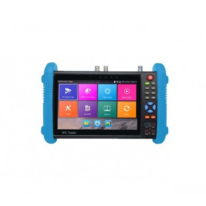 7inch Advanced IP Camera Tester with Analog/HD-TVI and Multimeter