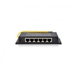 6-Port Gigabit Passive PoE Injector